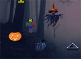 Игра Побег в Хэллоуин
