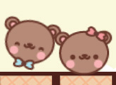 Игра Влюбленные мишки