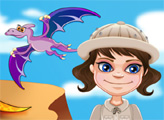 Игра Кости динозавра