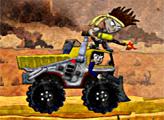 Игра Хард рок грузовик против зомби
