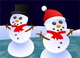 Игра Войны снеговиков