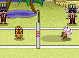 Игра Пиксел волейбол