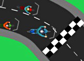 Игра Bike Racer