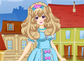 Игра Яркая принцесса