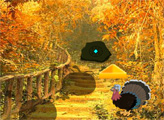 Игра Приключения в День Благодарения