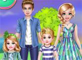Игра Семейный день