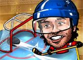Игра Кукольный хоккей