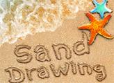 Игра Рисуем на песке