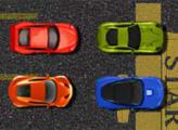 Игра Супер гонки в аэропорту