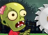 Игра Перетягивание каната зомби