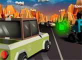 Игра Яростная дорога