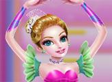 Игра Балерина и фитнес