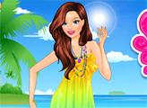 Игра Красотка летом