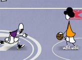 Игра Стик баскетбол