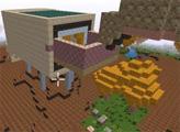 Игра Майнкрафт строитель