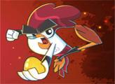 Игра Цыпленок Чак волшебные яйца