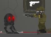 Игра Боты против зомби