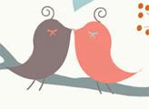 Игра Раскраска с птицами