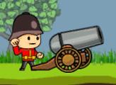 Игра Пушки и солдаты: горное нападение