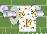 Игра Туалетная бумага