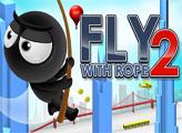 Игра Полёты на верёвке 2