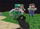 Игра Майнкрафт зомби страйк
