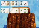 Игра Домино Мексиканский поезд - Золото