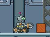 Игра Робот по доставке еды