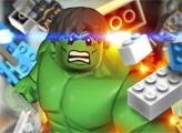 Игра Лего Марвел: Халк