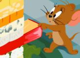Игра Том и Джерри: Пизанская башня из сыра