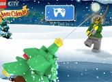 Игра Лего Сити: Елочная Рыбалка