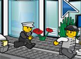 Игра Лего Сити: В патруле
