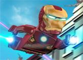 Игра Лего Марвел: Железный человек