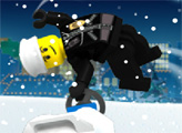 Игра Лего Сити: Полицейский трюкач