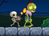 Игра Бомбы и зомби