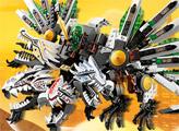 Игра Лего Ниндзяго: Битва Дракона