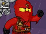 Игра Лего Ниндзяго: Падение ниндзя