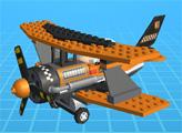 Игра Лего Сити: Авиашоу