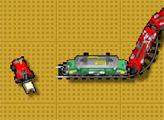 Игра Лего Сити: Поезд