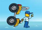 Игра Лего Сити: Гавань