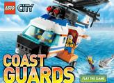 Игра Лего Сити: Береговая охрана 2