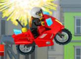 Игра Лего Сити: Экстремальный заезд