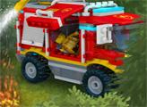 Игра Лего Сити: Лесные пожары