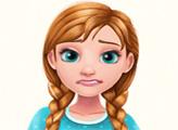 Игра Анна лечит сколиоз