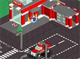 Игра Лего Сити:Время строить