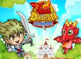 Игра Приключения огенного дракона
