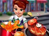 Игра Фастфуд: Бургеры и Хот-доги