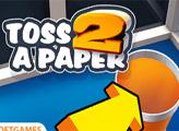 Игра Бумажный баскетбол 2