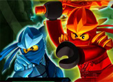 Игра Лего Ниндзяго: Разгром Гадюки