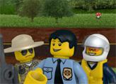 Игра Лего Сити: Полицейская команда